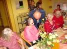 Pečení dortu a narozeninová oslava